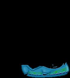 Bleu Pastel Mouse