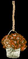 Garden Flower Suspension