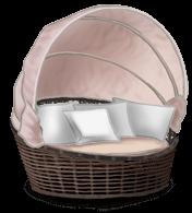Exterieur pouf