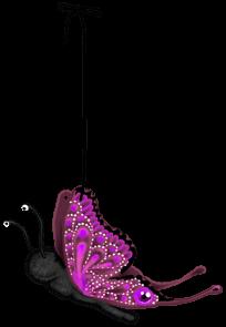 Butterfly plush