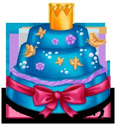 Anniversary cake 2015