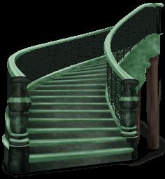 Dark Castle Staircase