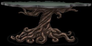 Dark Castle Table