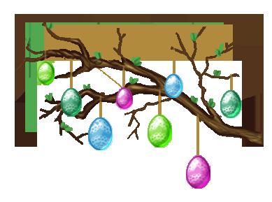 Easter branch