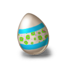 Decorated egg 2