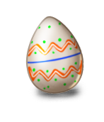 Decorated egg 3