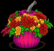 Halloween Flowerpot