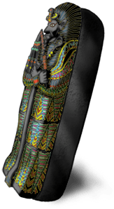 Sarcophagus Halloween