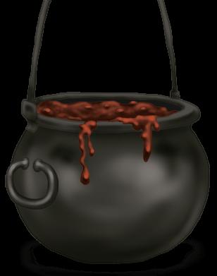 Cauldron Halloween 2018