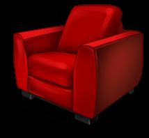 Demon armchair