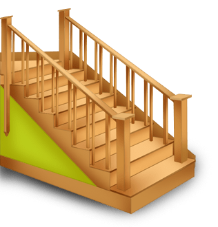 Gothica staircase