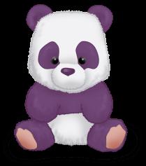 Liz soft toy