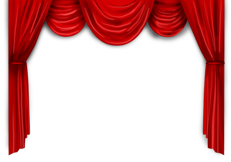 Pianist curtains