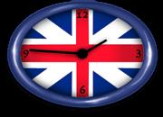 English clock