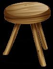 Lutin stool