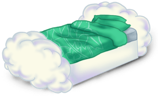 2013 Avent Bed