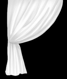 Left curtain Artist