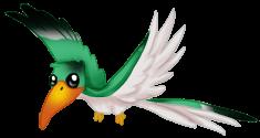 Lion Bird