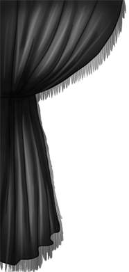 Sherlock curtain