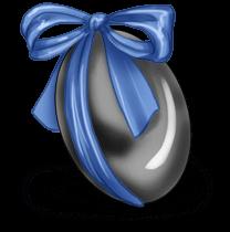 Choco Ribbon Egg