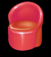 Poussin armchair