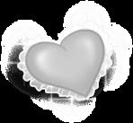 Little heart cushion