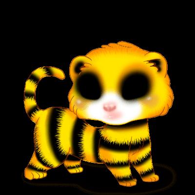 Adopt a BeeMoov Ferret