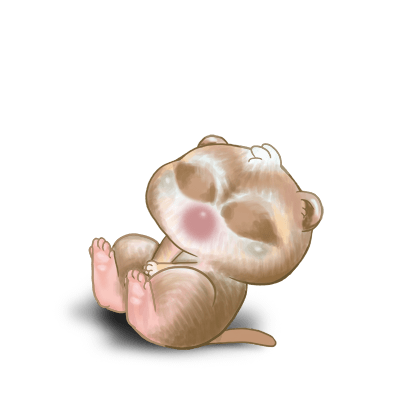 Nougat Ferret
