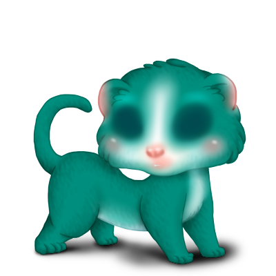 Adopt a Turquoise Ferret