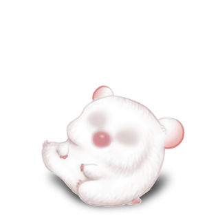 Adopt a White Hamster