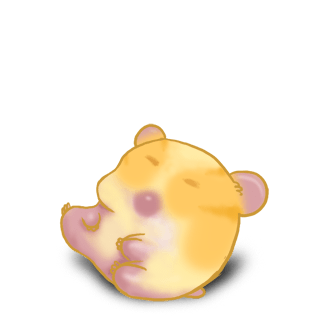 Adopt a Blond Hamster