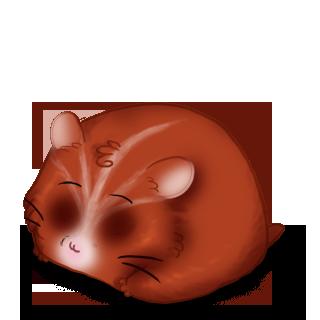 Adopt a Bricou Hamster