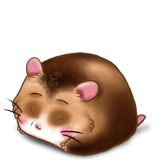 Chataigne Hamster