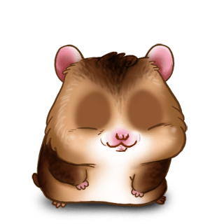 Adopt a Chestnut Hamster