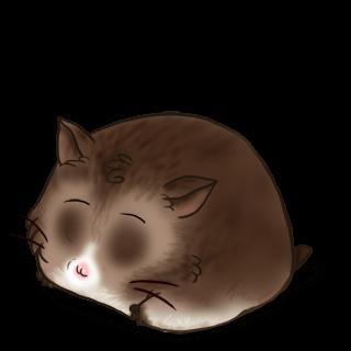 Adopt a Bald-Hamster Hamster
