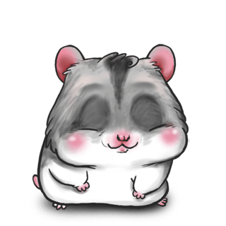 Adopt a Foustache Hamster