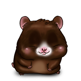 Adopt a Chocolate Hamster