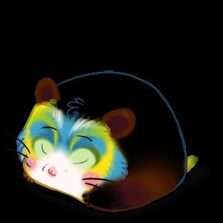 Adopt a Circus Hamster