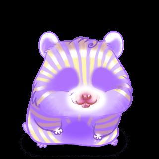 Adopt a Rose Malice Hamster