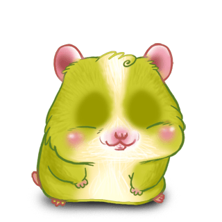 Adopt a Apple Hamster