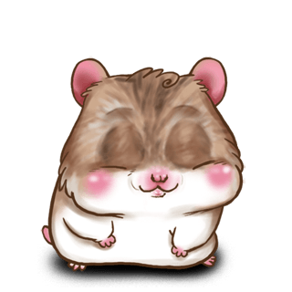 Adopt a Cromimi Hamster