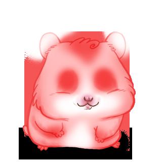 Rose Malice Hamster