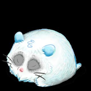 Adopt a Yeti Hamster