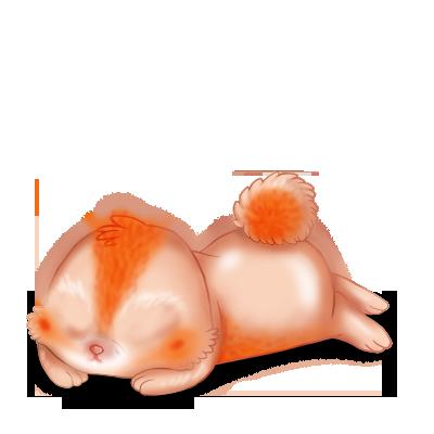 Adopt a Carrot Rabbit