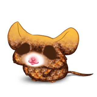 Adopt a Pineapple Mouse