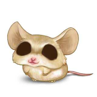 Adopt a Beige Brown Mouse