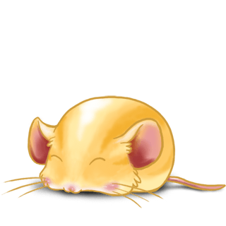 Blond Mouse