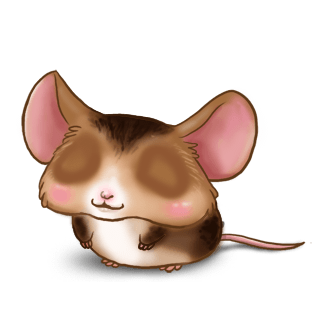 Adopt a Chestnut Mouse
