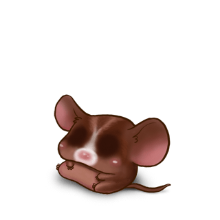 Adopt a Choco Mouse