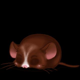 Adopt a Owl Mouse